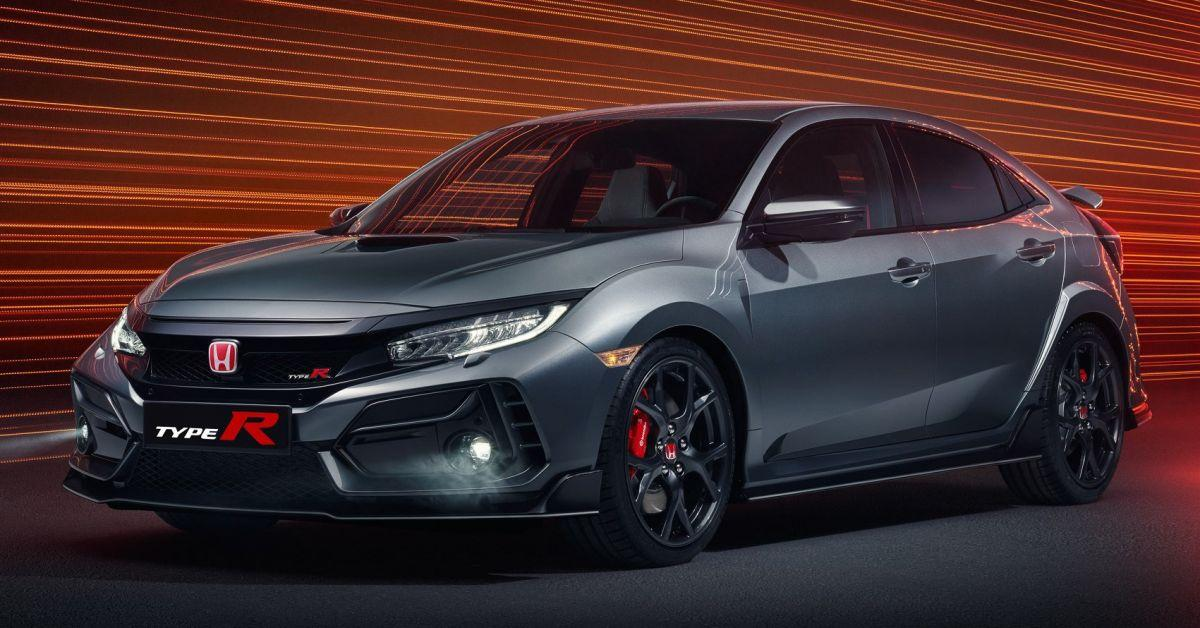 2020 Honda Civic Type R Sport Line