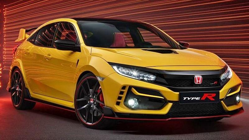 Honda Civic Type R Limited