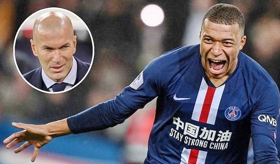 Mbappe muốn đi theo tiếng gọi của Real Madrid