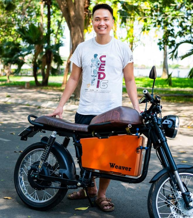 Sơn Nguyễn - Founder and CEO của Dat Bike