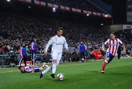 Atl.Madrid - Real Madrid: San phẳng Vicente Calderon?