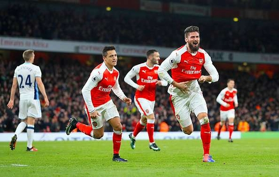 Arsenal – West Brom: Nối tiếp chiến thắng!