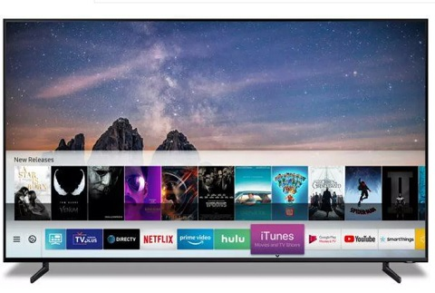 Apple mang iTunes, AirPlay 2 lên TV Samsung 2019