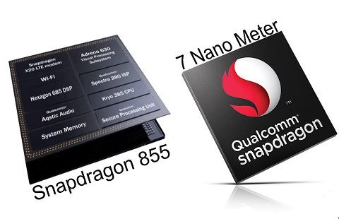 Chip Snapdragon 855