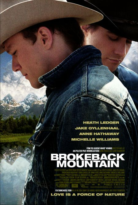 Poster phim Brokeback Mountain